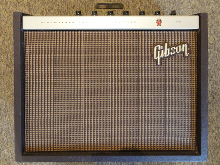Gibson GA8T Front